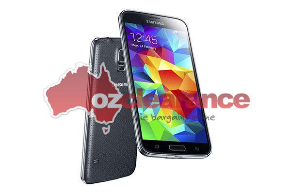 USED | Samsung Galaxy S5 G900 4G | 16GB | Charcoal Black | Screen Burn
