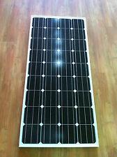 Solar Panel Panneau Solaire Mono PV 160 Watt W 12 Volt MC4 cable Grade A