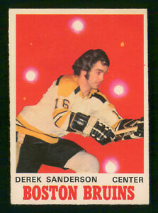 DEREK-SANDERSON-1970-71-O-PEE-CHEE-70-71-NO-136-EX-39898