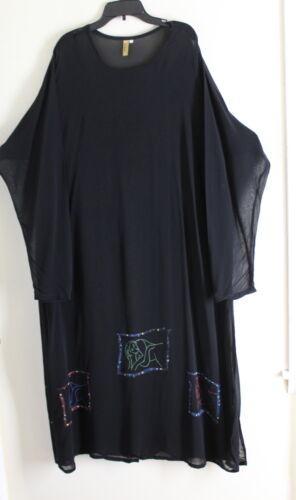 Staley Gretzinger Fun Wearable Art Rayon Lagenlook