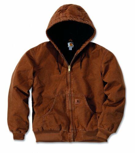Jacket Winter Flannel Active Nuovo Men Sandstone Carhartt Jacket Quilt Jacket Men wqExTRX