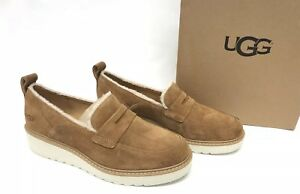 7c09eee7f57 Image is loading Ugg-Australia-Atwater-Spill-Seam-Loafer-Womens-1095231-