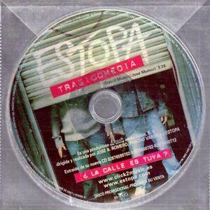ESTOPA-TRAGICOMEDIA-CD-Single-2004
