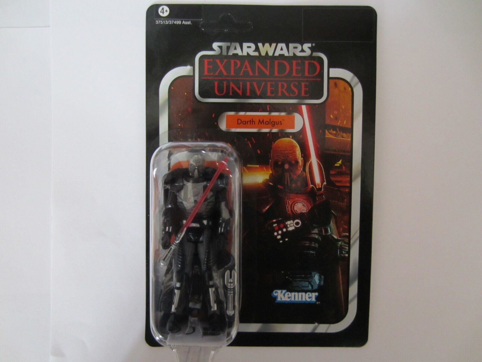 Darth Malgus  - Vintage Collection - VC96 Unpunched