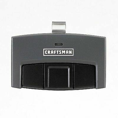 Craftsman Garage Door Opener Remote Control Model 139