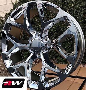 22-inch-Chevy-Suburban-OE-Replica-Snowflake-Wheels-Chrome-Rims-22-x9-034-6x139-7