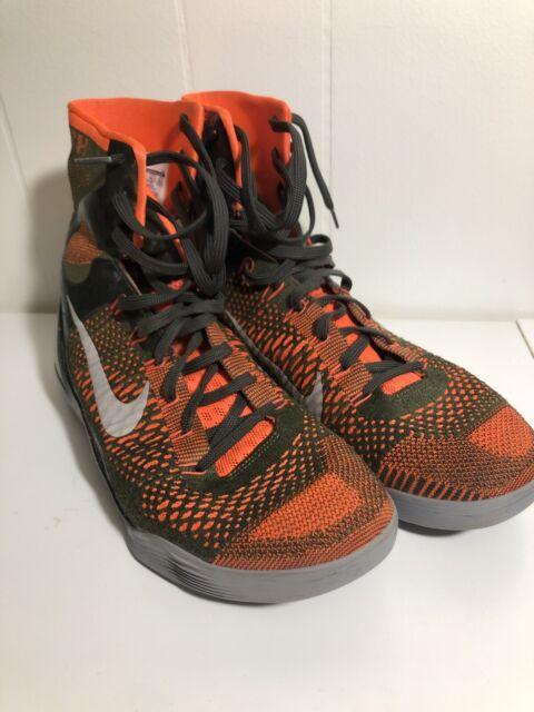 Size 10.5 - Nike Kobe 9 Elite Sequoia