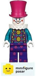 hs039-Lego-Hidden-Side-70432-Terry-Top-The-Clown-Minifigure-New