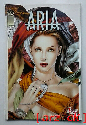 ARIA vol. 1 Collana Avalon 3  CULT COMICS 2000 supplemento Fathom 4