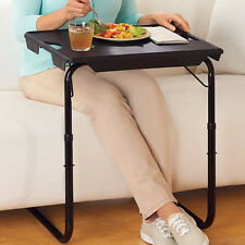 My Comfy Table TV Laptop Tray Portable Compact Folding Desk Home Office Dorm