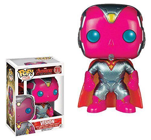 Avengers Age of Ultron  VISION  mettuttiico Esclusivo diverdeimentoko Pop cifra in vinile  molto popolare
