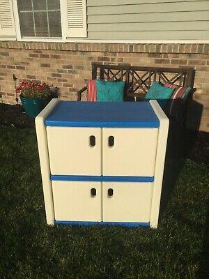 Little Tikes Dresser Drawer Bookshelf Storage Toybox Daycare