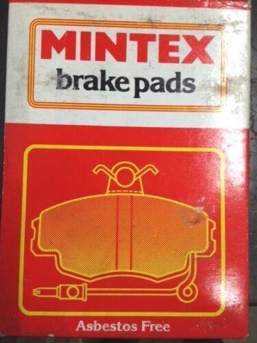 Mintex Front Brake Pads # MGB536AF Rolls Royce /& Bentley