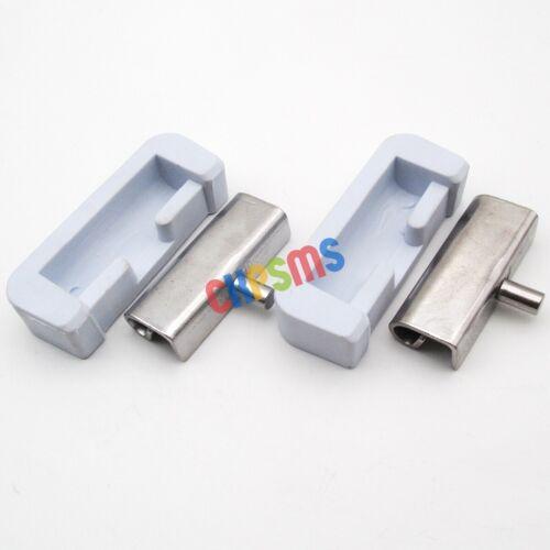 143882+143910 caoutchouc charnière 2SET pour machines à coudre industrielles unique aiguilles