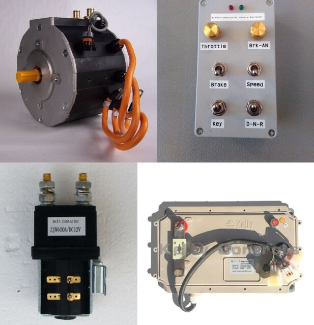 Complete Electric Car Conversion Kit Highway Capable Under