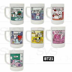 BTS-BT21-Official-Authentic-Goods-Giant-Mug-550ml-18-5oz-By-YUYU-Tracking-Num