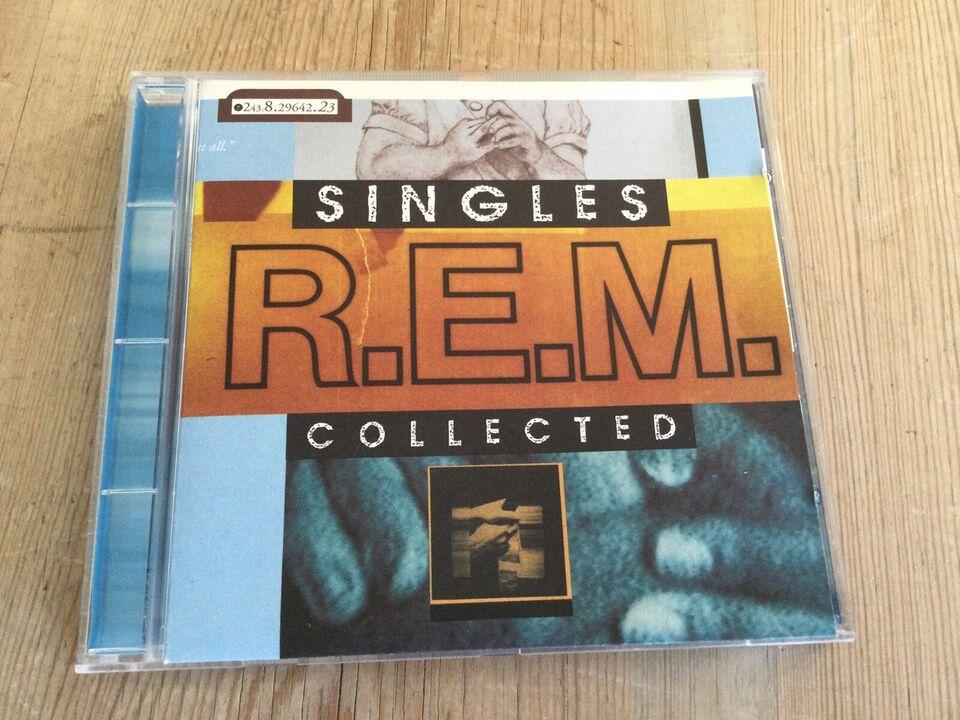 R.E.M.: Singles Collected, rock