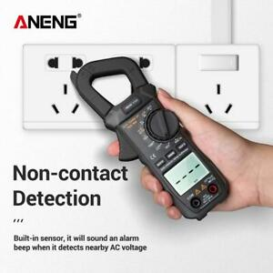 ANENG-ST209-LCD-Clamp-Meter-Multimeter-AC-DC-Voltage-Current-Voltmeter-Tester