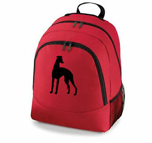 Greyhound-Whippet-Wolf-Deerhound-Saluki-Afghan-Borzoi-Backpack-Price-Drop