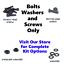 Fairing-Bolt-Kit-body-screws-Suzuki-Hayabusa-GSX-1300R-2001-2002-Stainless thumbnail 2