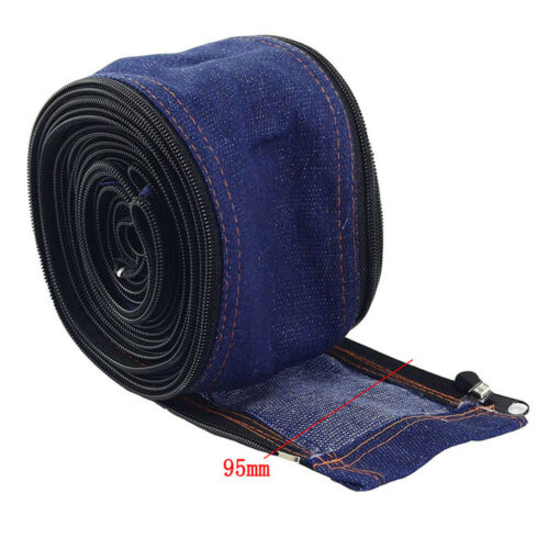 Tig Welding Torch Cable Cover 25-Foot Long Torch Lead 7.5M Wide Nylon W// Zipper