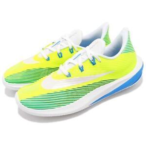 917e9e333881 Nike Future Speed GS Volt White Blue Kid Youth Women Running Shoes ...