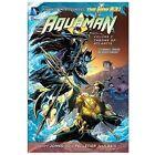 Aquaman - Throne of Atlantis Vol. 3 by Geoff Johns (2013, Hardcover)
