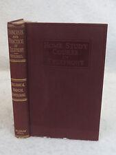Jay G. Mitchell MECHANICAL MANUAL SWITCHING  PRACTICE OFTELEPHONY 1924