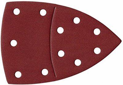 180 Stück Klett-Schleifblätter 105x152 mm Korn 40-240 für Multischleifer Prio