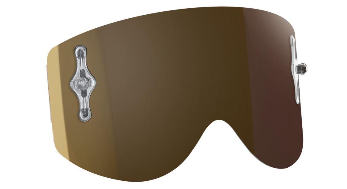 ORIGINAL Scott 80  SERIES Recoil XI Recambio gold Cromo Gafas Desprendibles  wholesale