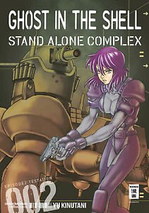 Responsable Ghost In The Shell: Stand Alone Complex 2-allemand-ema/egmont-article Neuf-afficher Le Titre D'origine