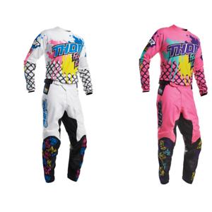 New Boyz 2020 NEW 2020 THOR PULSE FAST BOYZ MX MENS ADULT MX MOTO GEAR COMBO