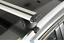 Mitsubishi Outlander III SUV 13 Aluminium Barres de Toit longitudinales fermées