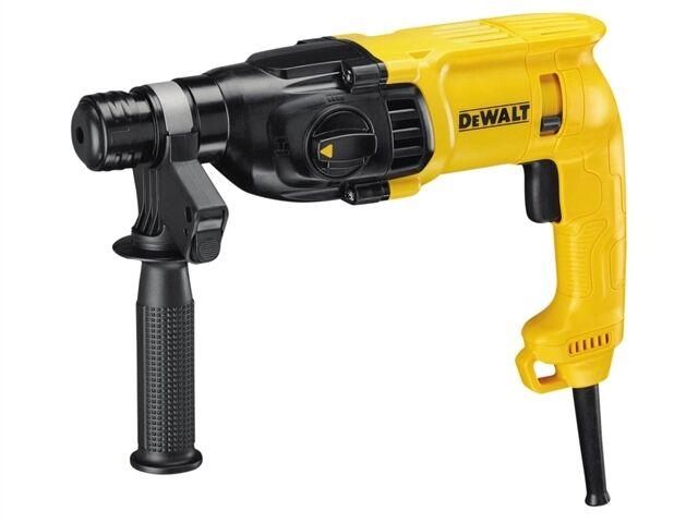 Dewalt SDS 3 Mode Hammer Drill 710 Watt 240 Volt D25033K