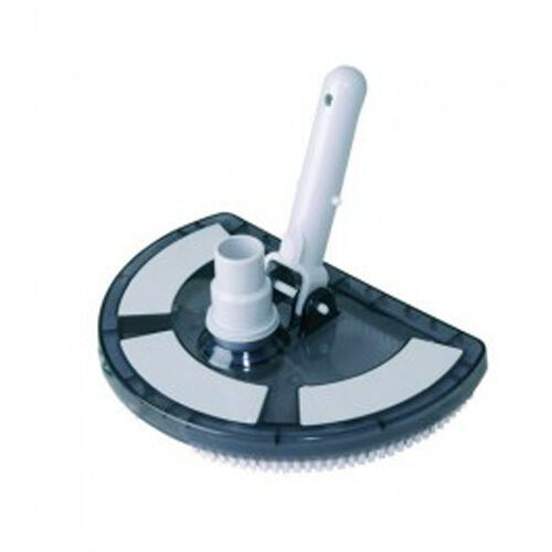 VAC CLEANING CERTIKIN CCMG130 SWIMMING POOL LINER VACUUM HEAD WITH BRUSHES