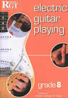 Electric Guitar Playing, Grade 8 by Tony Skinner (Paperback, 2001)