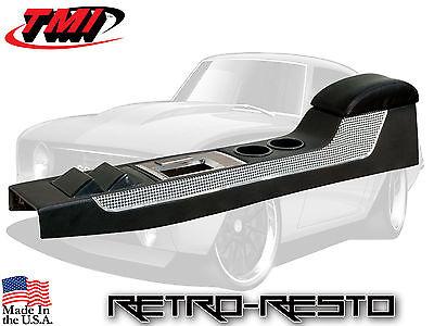 1968-1969 Camaro Deluxe Full Length Console