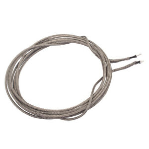 guitar wire single core braided shielded 22 awg 3m lengths for pickups pots ebay. Black Bedroom Furniture Sets. Home Design Ideas
