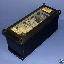 GENERAL ELECTRIC 3-PHASE DS-64 3 STATOR WATTHOUR METER 704X1G51*