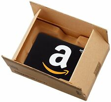 $75 Amazon Gift Card in Gift Box - Free 2 Day Shipping (Maybe Same Day or 1 Day)