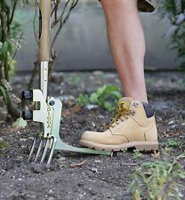 Garden Fork & Spade Attachment Kikka Digga Autospade Easy Digging Gardening Tool