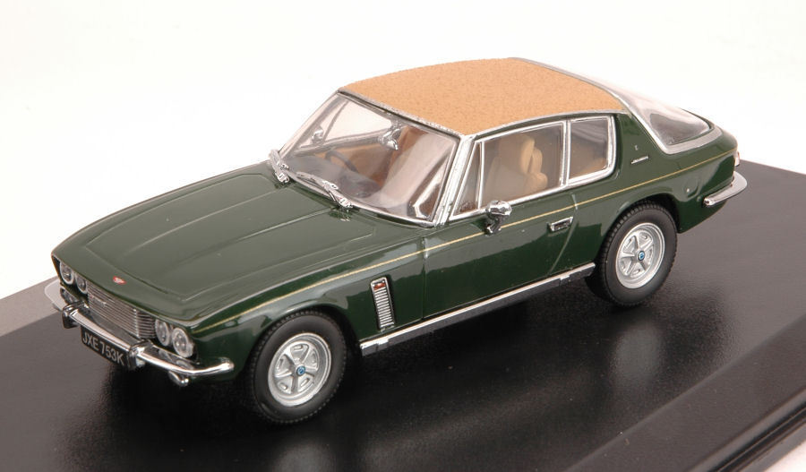 Jensen Interceptor Mkiii 1971 vert 1 43 Model OXFORD