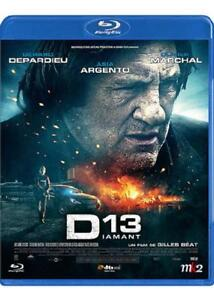 D13-Diamond-13-Gerard-Depardieu-Asia-Argento-Olivier-Marchal-Blu-Ray-New