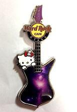 Hard Rock Cafe OSAKA 2014 Hello Kitty Space Guitar Pin LE200