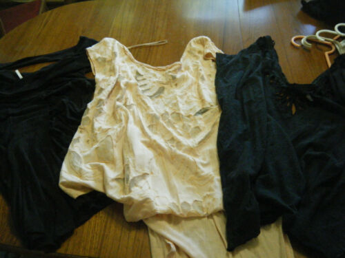 Lot 5 Free People blouses Tops GUC small medium Fe