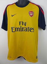 0405287fd item 4 Nike Arsenal Football Shirt Away 2008-09 Soccer Jersey Retro Maglia  Mens Large L -Nike Arsenal Football Shirt Away 2008-09 Soccer Jersey Retro  Maglia ...
