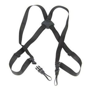 OP-TECH-USA-Adjustable-DSLR-Camera-Binoculars-Shoulders-Strap-Harness-Webbing