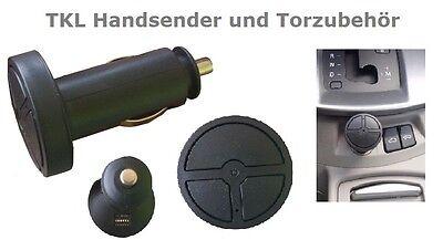 TKL CAR4 Handsender kompatibel zu Novoferm Mini-Novotron 522 Novotron 524 DESIGN