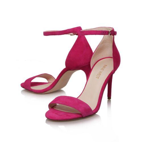 41 Uk Nine West 54 Us Eu 10 8 Rave Js45 Pink Sandals w0UATFq