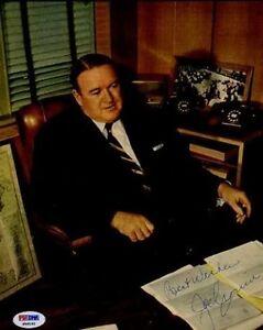 Joe-Cronin-Signed-Psa-dna-8x10-Photo-Autograph-Authentic